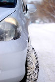 Winter tire — Stock Photo