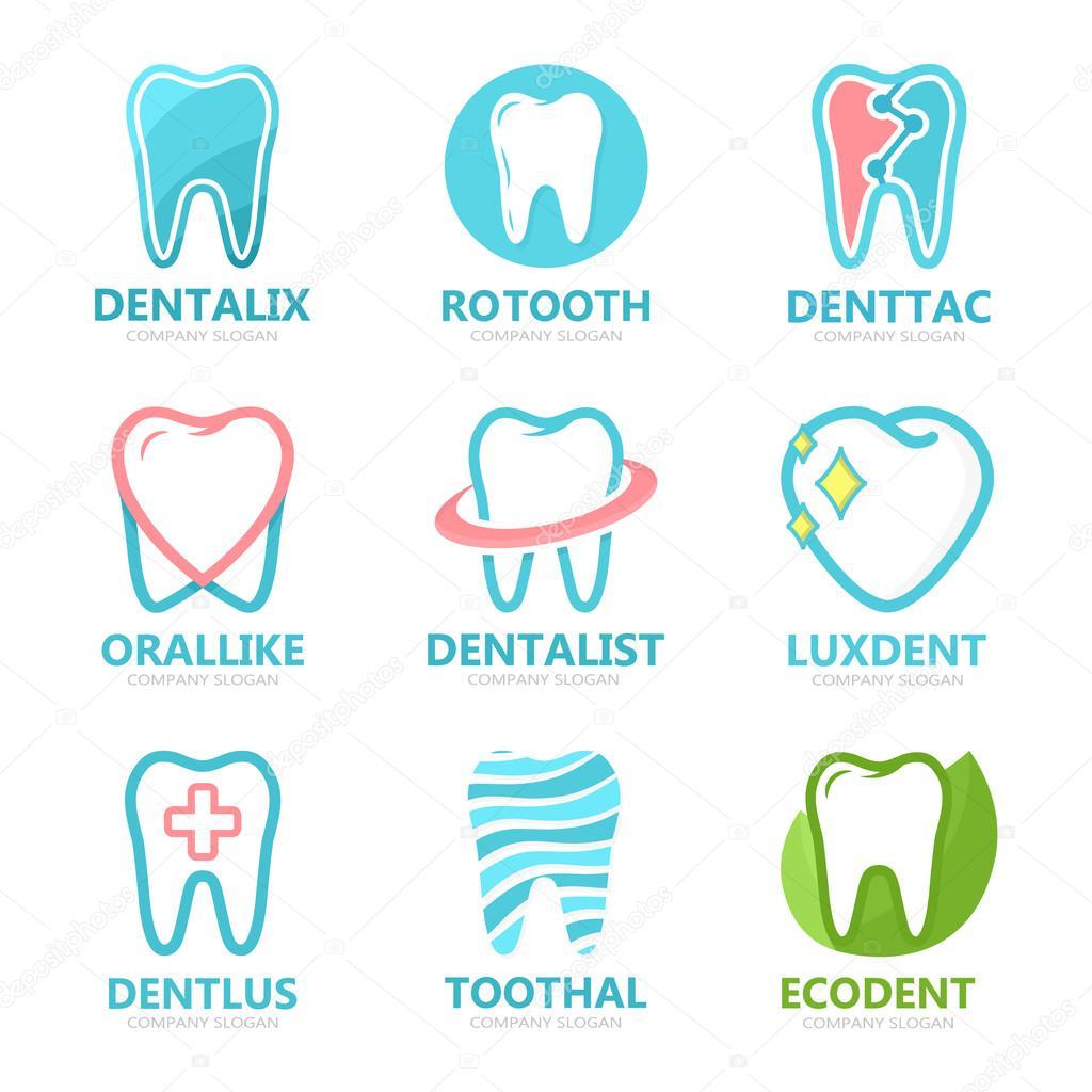 Image gallery logo de dientes - Clinicas dentales diseno ...