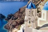 Kirche am Meer — Stockfoto