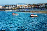 Vakantie op zee — Stockfoto