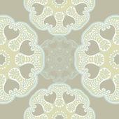 Circular Ornament pattern — Stockvektor