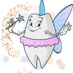 Tooth fairy — Stock Vector #60896085