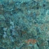 Blue grunge wall — Stock Photo