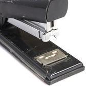 Closeup black stapler — Stock Photo