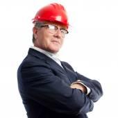 Leitende cool Mann Architekt — Stockfoto