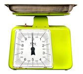 Kilograms weight meter — Stock Photo