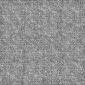 Crossed fabric gray texture — Stock Photo
