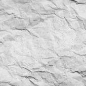 Gray wrinkled paper — Stock Photo