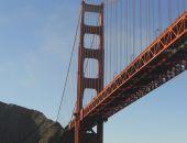 San francisco bridge — Stock Photo