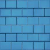 White vintage brick wall — Stock Photo