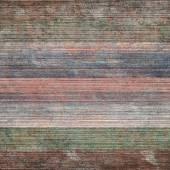 Grunge striped wall — Stock Photo