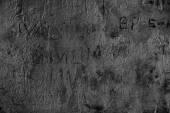 Black grunge texture — Stock Photo
