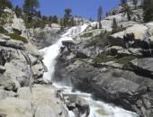 Creek in rock — Stock Photo