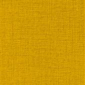 Yellow linen texture or background — Stock Photo