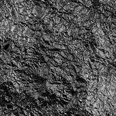 Black brilliant stone texture or background — Stock Photo