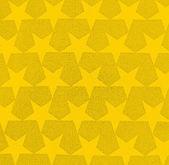Stars fabric texture — Stock Photo