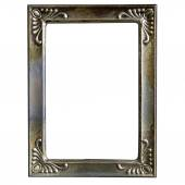 Empty photo frame — Stock Photo