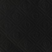 Black retro napkin texture — Stock Photo