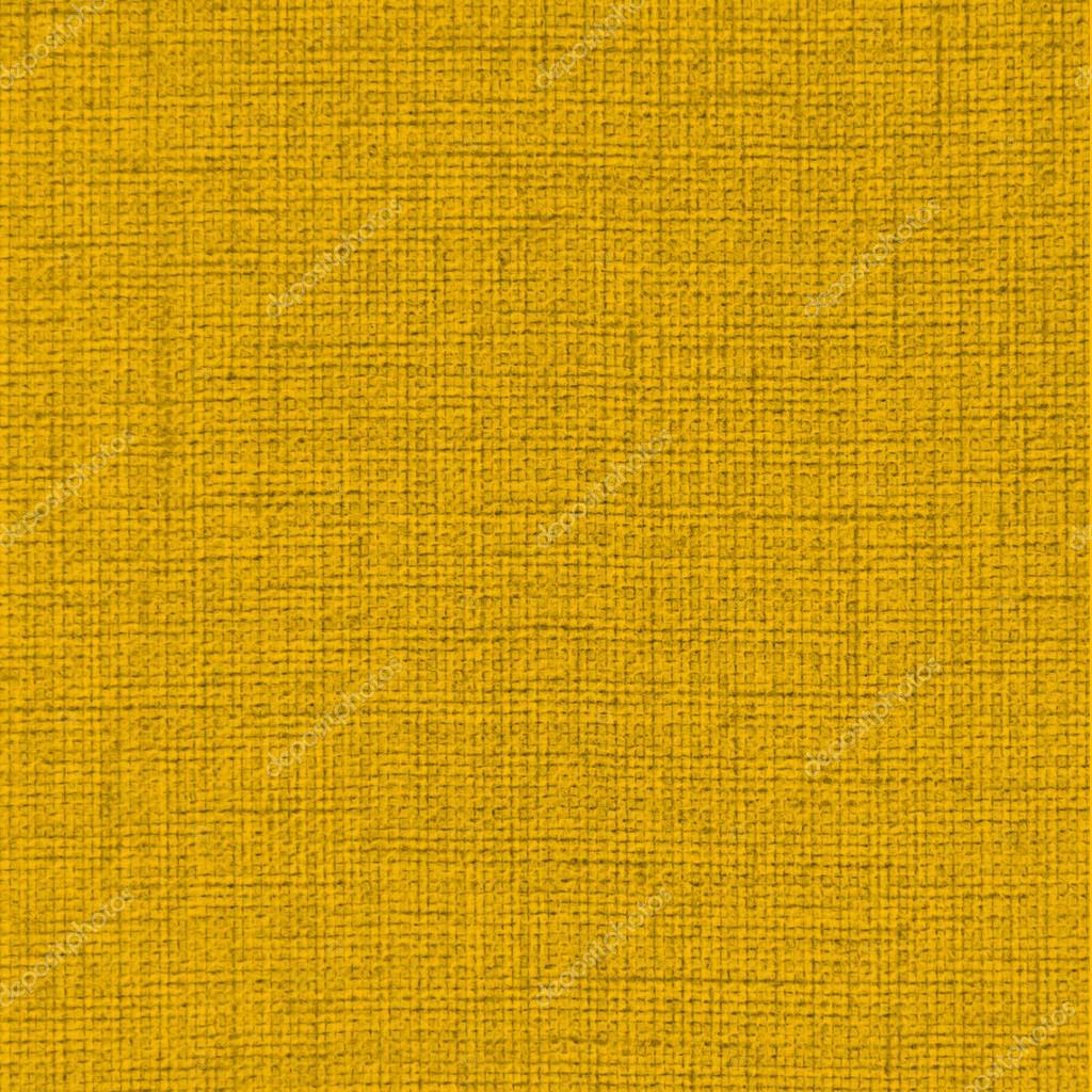 Yellow Cloth Texture Yellow linen texture o...