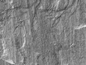 Gray clean rock texture — Fotografia Stock