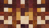Wooden squared texture — Stock Photo