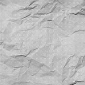 Wrinkle square paper texture or background — Stock Photo