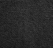 Black carpet texture — Stock Photo