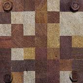 Wooden plate texture — Stock Vector