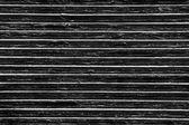 Black wood blind texture — Stock Photo