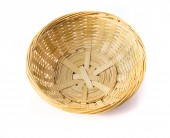 Basket bowl  — Stock Photo
