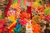 Jellies texture — Stock Photo