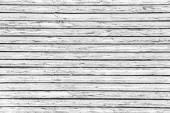 White wooden blind — Stock Photo