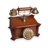 Vintage phone — Stock Photo