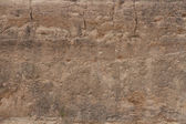 Cliff strata stone texture or wall — Stock Photo