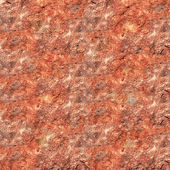 Red volcanic rock — Stock Photo