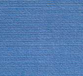 Blue striped carpet — Stock Photo