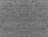 Texture de mur de brique orange — Photo