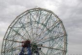 Coney Island Ferris Wheel — Stock Photo