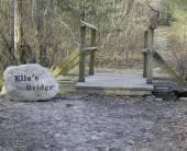 Ponte di Ella — Foto Stock