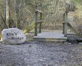 Ella'nın Köprüsü — Stok fotoğraf