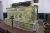 Tomb of Khoja Ahmed Yasavi in Turkistan, Kazakhstan. — Foto Stock