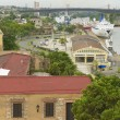 View from the Ozama Fortress to the Ozama river side in Santo Domingo, Dominican Republic. — Stock Photo #67174585