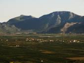 Croatia - Dinaric Alps mountain — Stock Photo