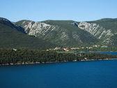 Croatia Adriatic seaside — Stok fotoğraf