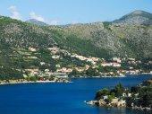 Croatia Adriatic seaside — Stockfoto