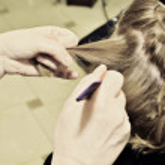 Hairdresser — Stock Photo #68730359