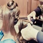 Hairdresser — Stock Photo #68731113