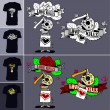 Постер, плакат: T shirts Love Kills 02 cdr