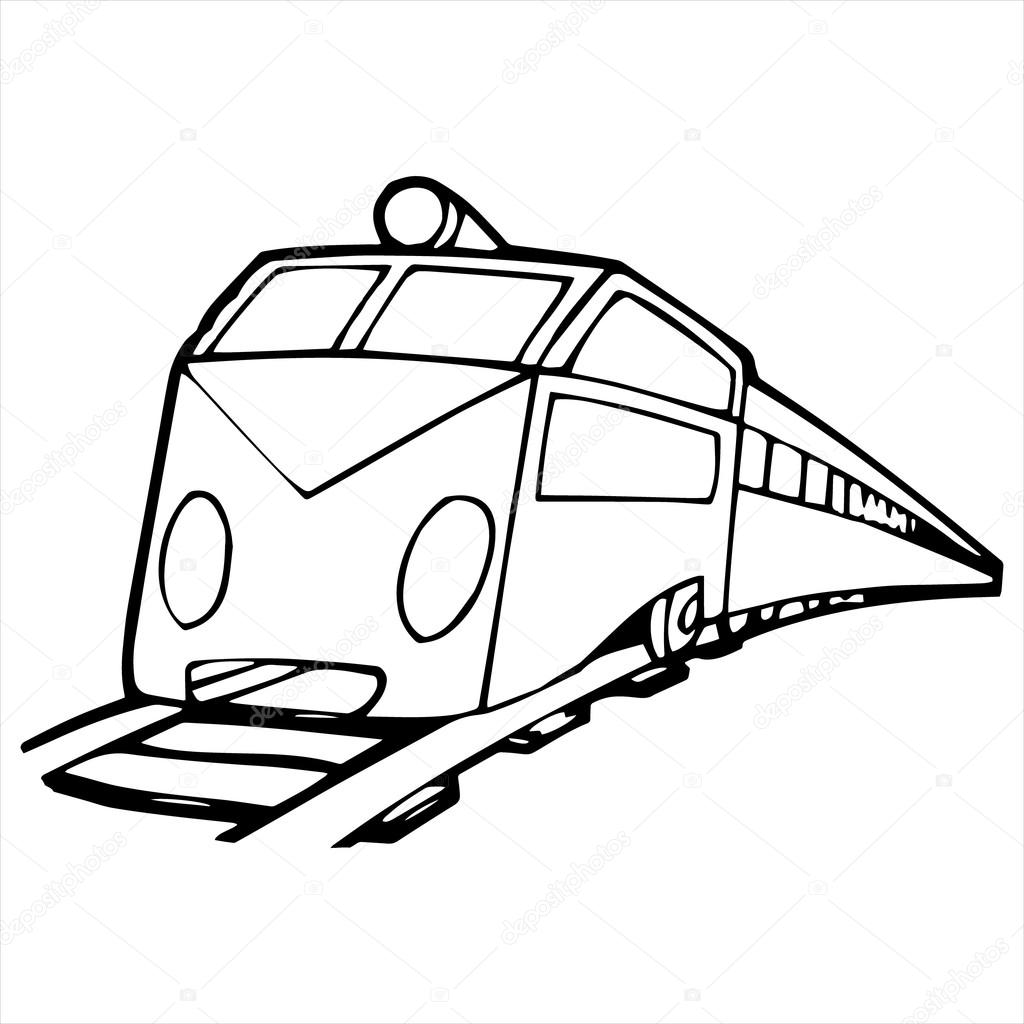 Baby Kindertijd Vector Iconen Set 13679764 additionally Wacky Wheels moreover Running Horse Clipart Black And White additionally Stock Illustration Retro Train White Background Sketch Image51400776 likewise Stock Illustration People Sketch Outline Hand Drawing Illustration Casual Image67295201. on black carriage