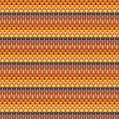 Geometric seamless pattern design — Stock Vector